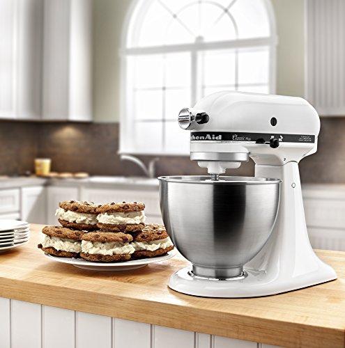Kitchenaid Plus 4 5 Quart Stand Mixer Ksm75wh Check