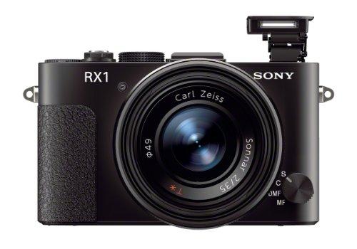 Sony DSC-RX1/B 24.3MP Cyber-shot Full-frame Digital Camera