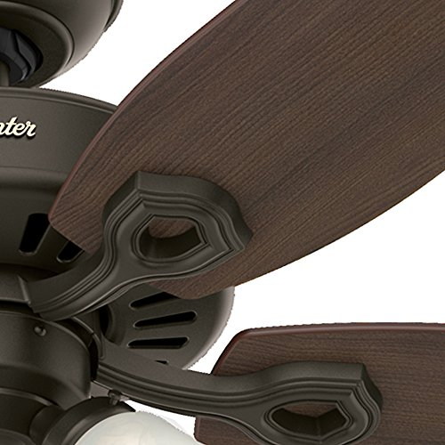 Hunter Builder Plus 52 U0026quot  Indoor Ceiling Fan