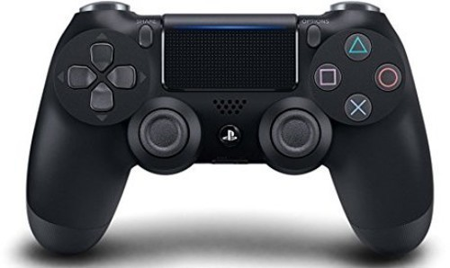 Sony Dual Shock 4 Wireless Controller for PlayStation 4 - Black