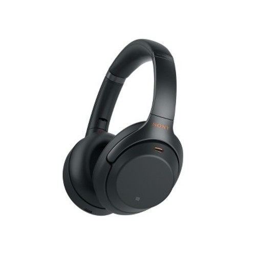 Sony Wireless Noise Canceling Over-Ear Headphones - Black (WH1000XM3B)