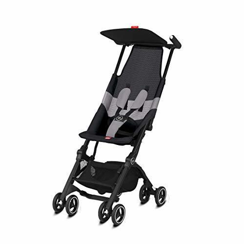 GB Baby Pockit Air All-Terrain Compact Stroller - Black | eBay