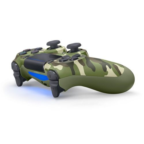 DualShock 4 Wireless Controller for PlayStation 4 - Green Camo Sony Ps4