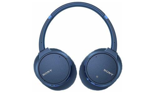 Sony Wh-Ch700N Noise Canceling Wireless Headphones - Blue