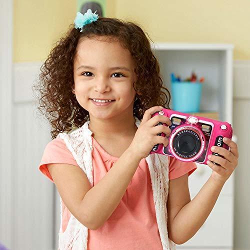 VTech Kidizoom Duo DX Dual Camera - Pink