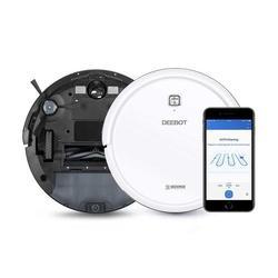 Ecovacs Deebot Smart Robotic Vacuum Cleaner White N79w