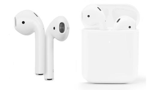 Apple Airpods 2nd Gen With Wireless Charging Case White Check