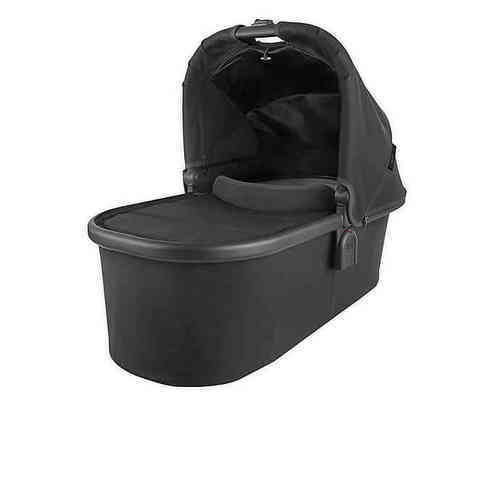 Uppababy Stroller Bassinet For Vista Or Cruz Stroller Charcoal Ebay